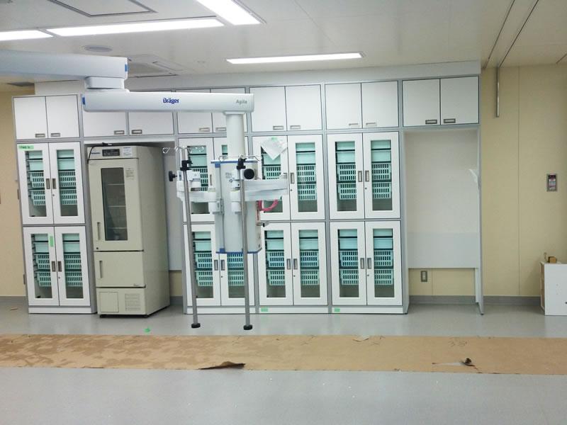 医療施設什器設計・施工